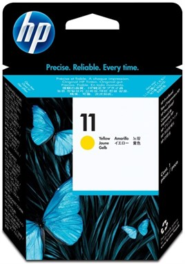 HP 11-C4813A Yellow Printhead Baskı Kafası
