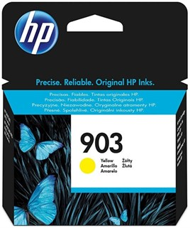 HP 903-T6L95A 4ml Yellow Mürekkep Kartuş 315 Baskı