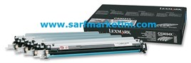 Lexmark C524 Photoconductor Drum Unit Dörtlü Paket 4x20.000 Baskı